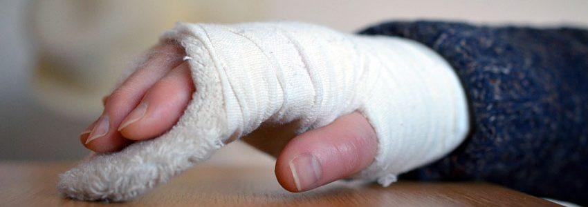 Armbruch (Oberarm- Unterarm-Fraktur)