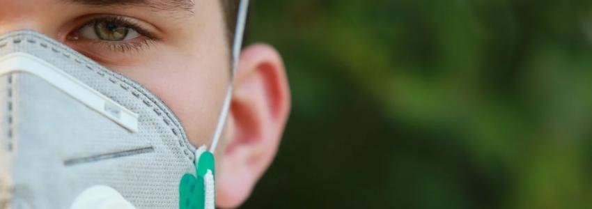 Masken, Desinfektionsmitteln, Handschuhe – aktuell begehrte Produkte im Onlinehandel